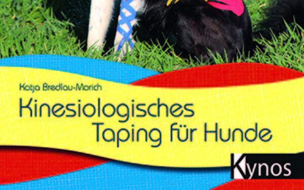 Buchtipp_Kinesiologisches Taping für Hunde